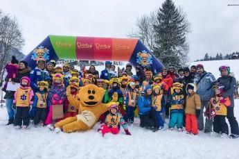 Krynica-Zdrój Atrakcja Przedszkole narciarskie Dimbo